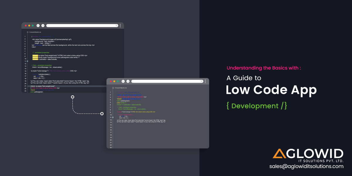 A Complete Guide to Low Code App Development